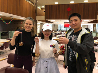 MAIA Students Create Tasty Treats