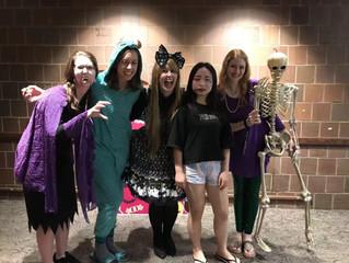 Halloween at MAIA!!
