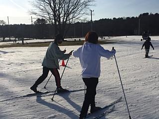 Cross Country Skiing Weekend!