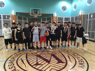 3 on 3 MAIA Basketball Tournament