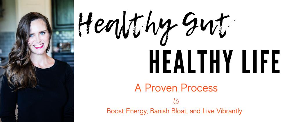 Healthy Gut Healthy Life Sales Page Head