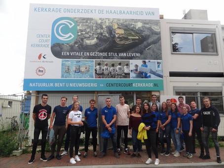 Partnership Fontys Sporthogeschool | Kick Off