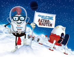 Mr. Schokobon Astronaut