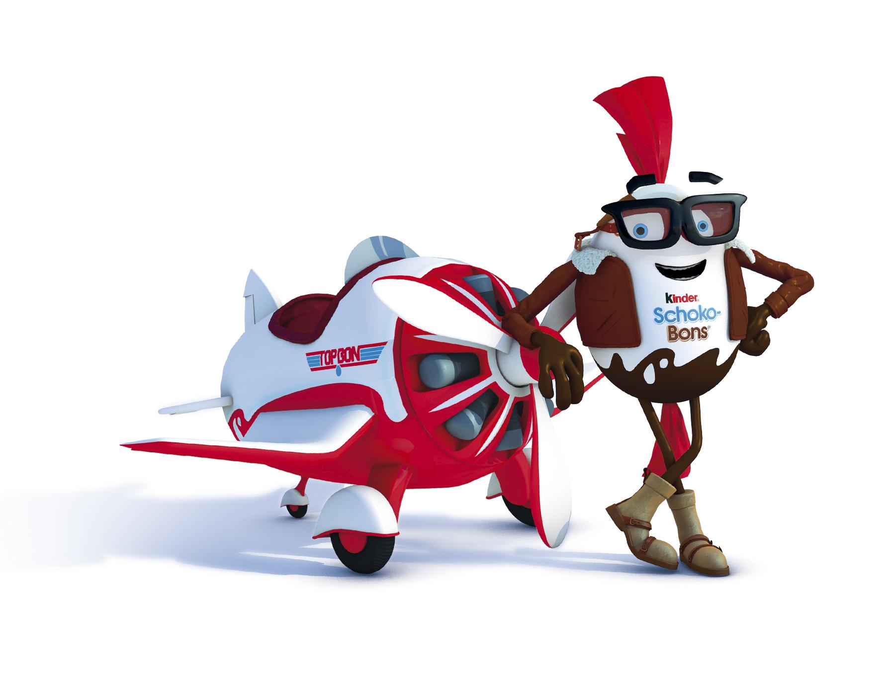 Mr. Schokobon Pilot