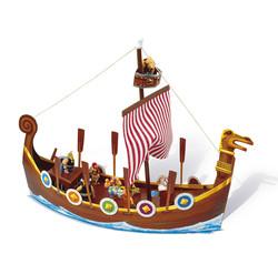 Asterix Wikinger Langschiff