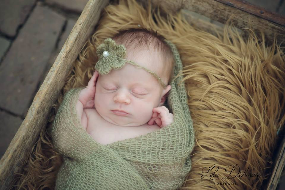 Everleigh Sage ~ Monticello KY and Somerset KY Newborn Photographer