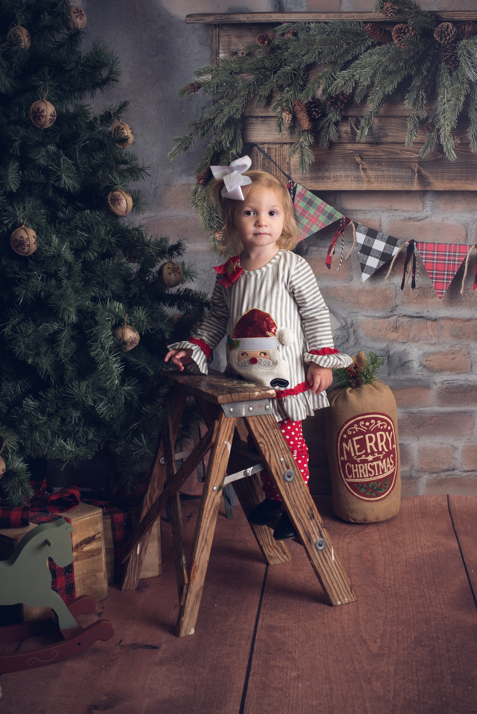 Christmas Mini Sessions- Monticello KY Photography