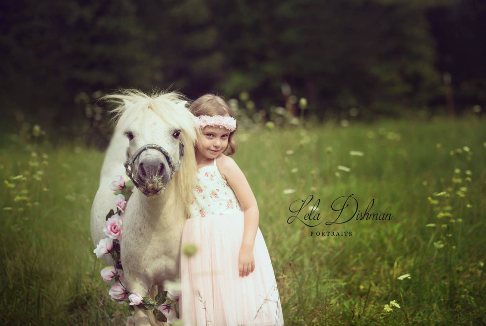 Pony Session> Jamestown TN.>Monticello KY Photographer>Lela Dishman Portraits