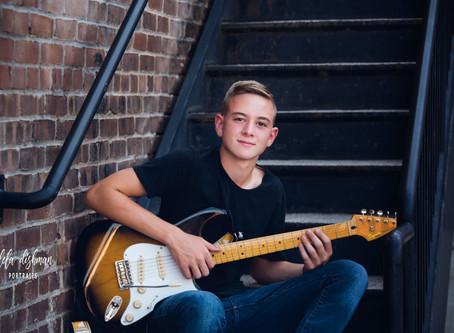 Ethan - Senior Class of 2020 - Monticello, Somerset KY Senior Photography