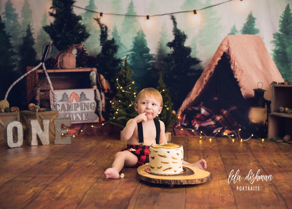 Waylon is one! First Birthday Photography~ Monticello, Somerset KY