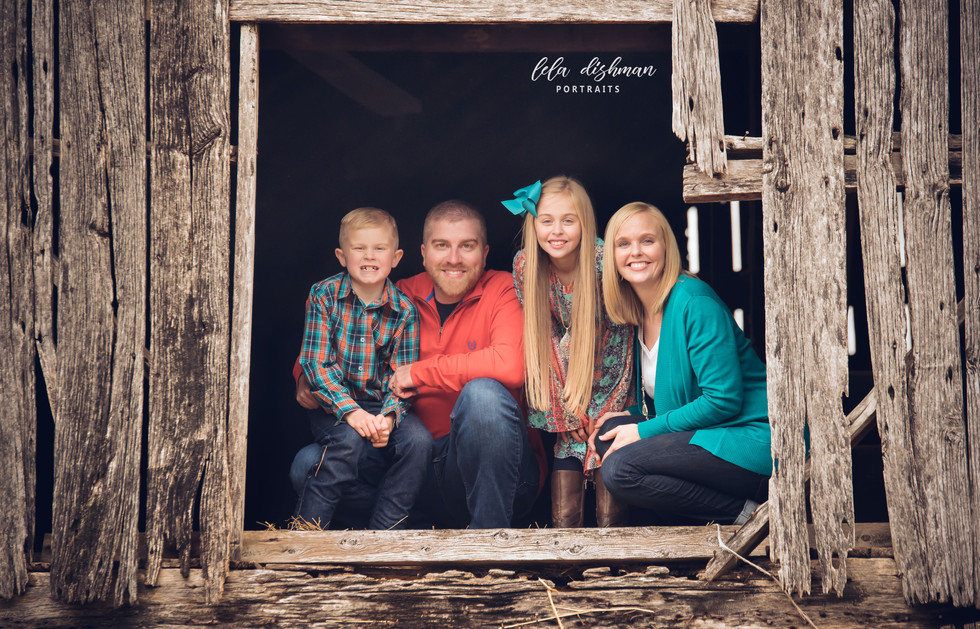 Barnes/Vinson Family {Bardstown KY Family Photography}