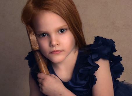 Piper's Fine Art Portrait Session ~ Monticello, Somerset Kentucky Photography Studio