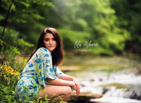 High School Senior Photography ~ Monticello, Albany, Somerset Kentucky