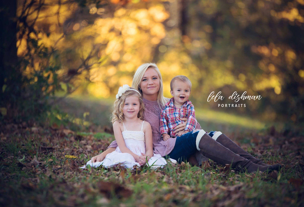 Fall Family Photography {Danville KY, Somerset KY Family Portrait Photography}