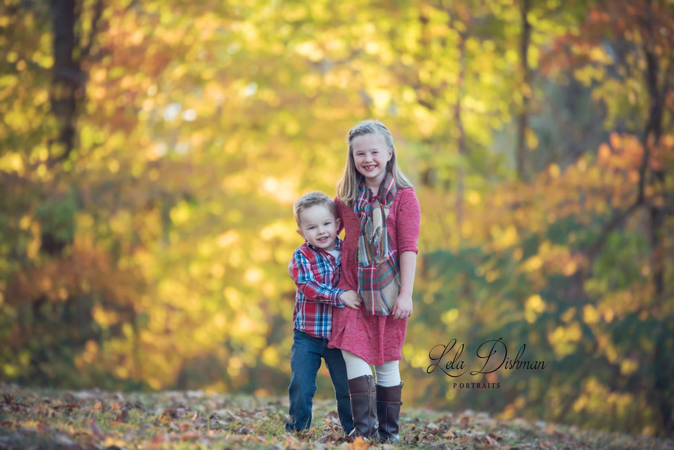 Fall Mini Sessions 2017 {Monticello KY > Albany KY Photographer} Lela Dishman Portraits