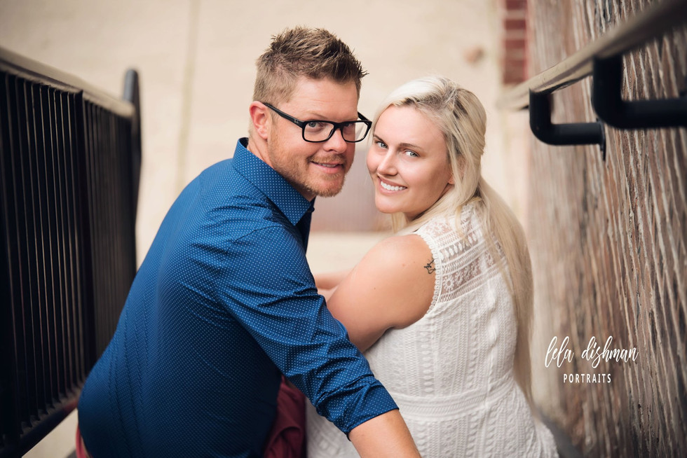 Charity & Zachary- Couples Photography- Monticello, Somerset KY