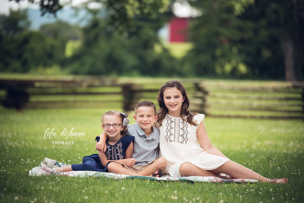 Owens Family ~ KY Family Photographer ~ Monticello, Somerset KY