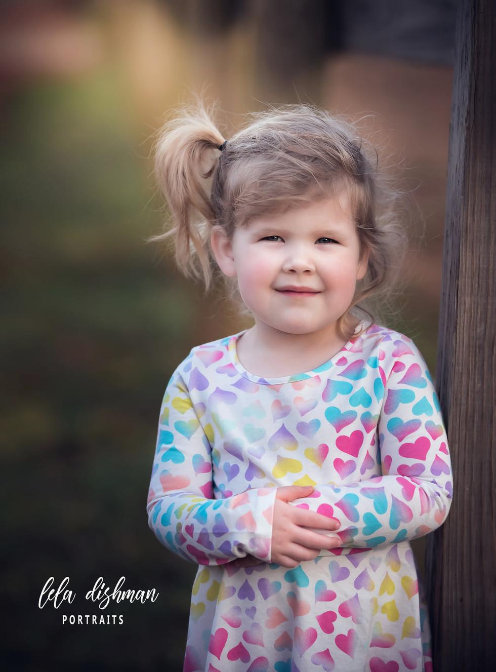 Evann ~ Children's Portrait Photography in Kentucky