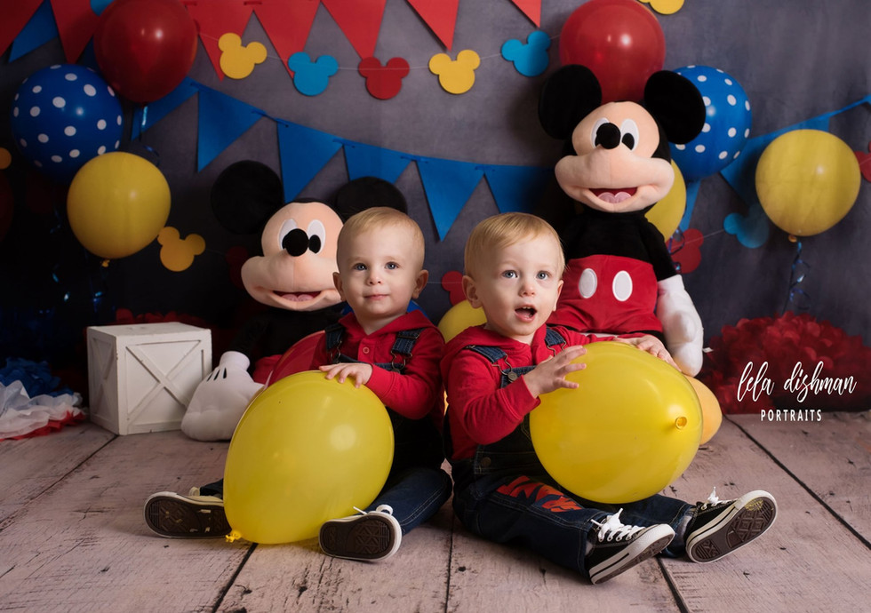 Leo and Grant are turning two ~ Children's milestone Photography Monticello, Somerset KY