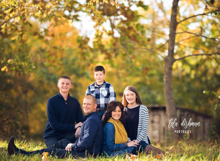 Foster ~ Fall Family Photography { Somerset KY, Monticello KY}