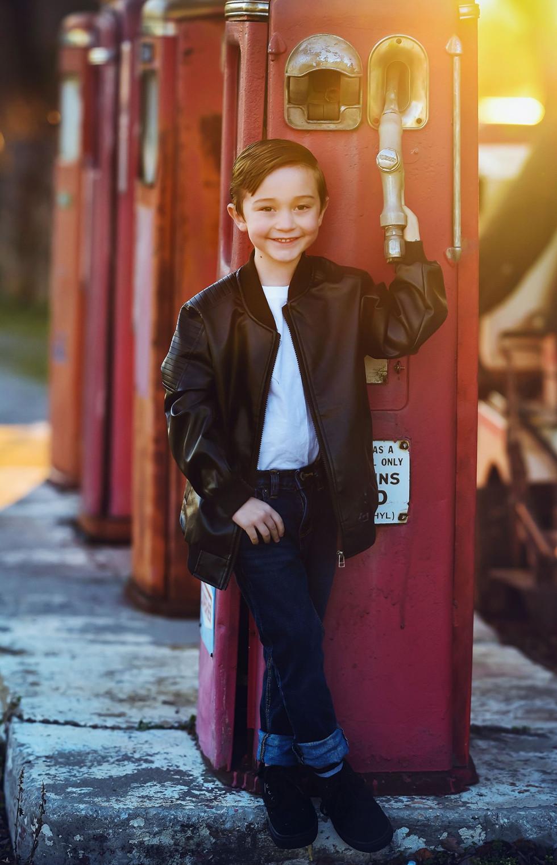 Retro Child's Photography Shoot~ Monticello, Somerset KY Photographer