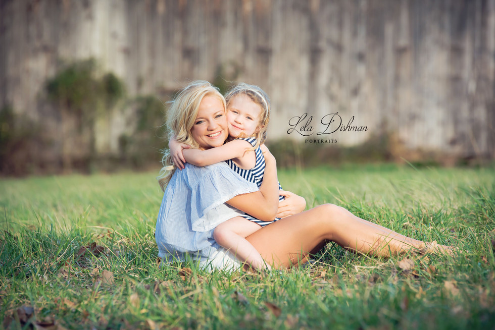 A beautiful February afternoon (Monticello, Somerset Ky family photographer)