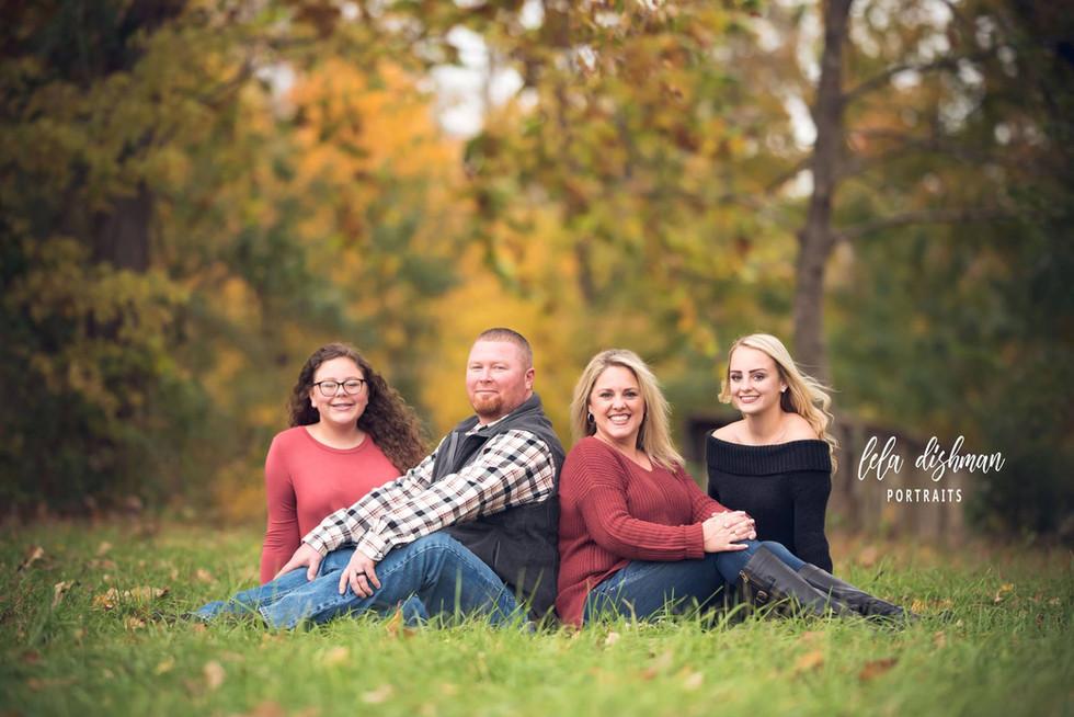 Wyatt Family Photography Session- Kentucky Family Photographer- Lela Dishman