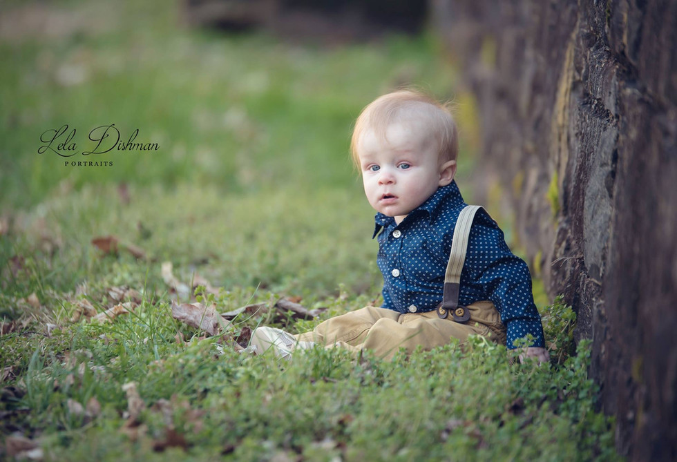 Children's Photography Milestone Sessions {Monticello KY Photographer}