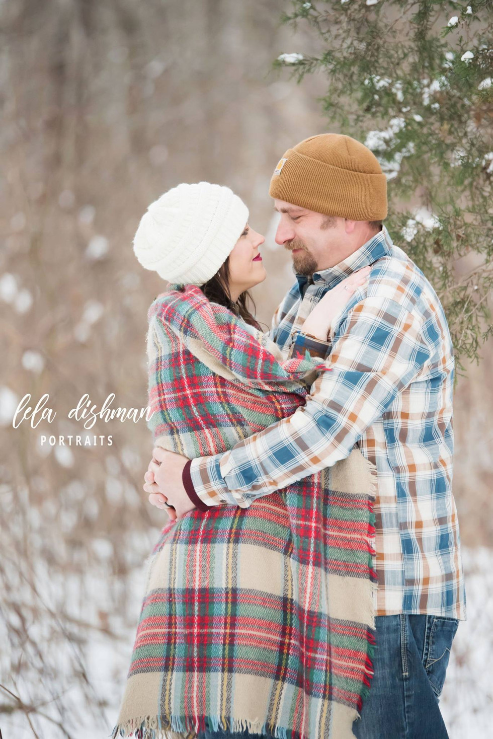 Snow Day Photography {Monticello Somerset KY Photography}