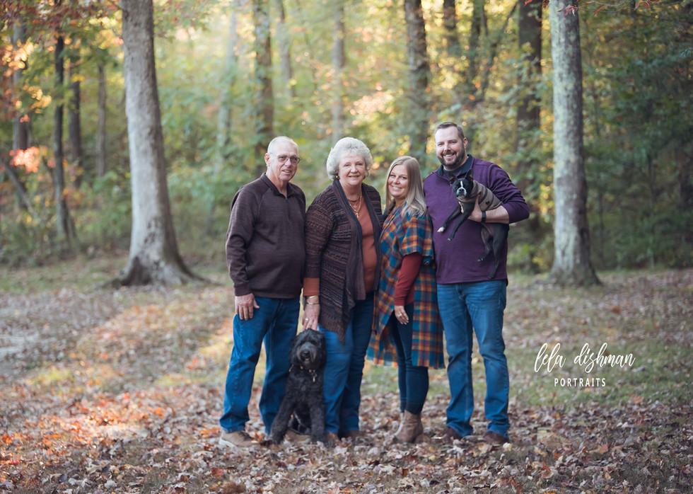 Fall Family Photography 2020 ~ Monticello, Somerset Kentucky