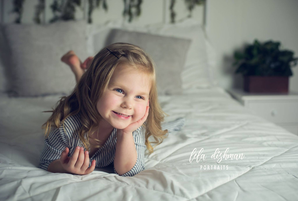 Aubree is 4 ~ Children's Photography- Monticello, Somerset KY