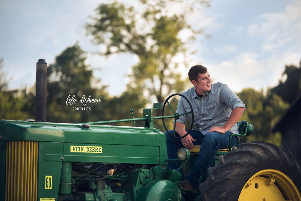 Dalton ~ Class of 2020 Wayne County High School Senior ~ Monticello KY