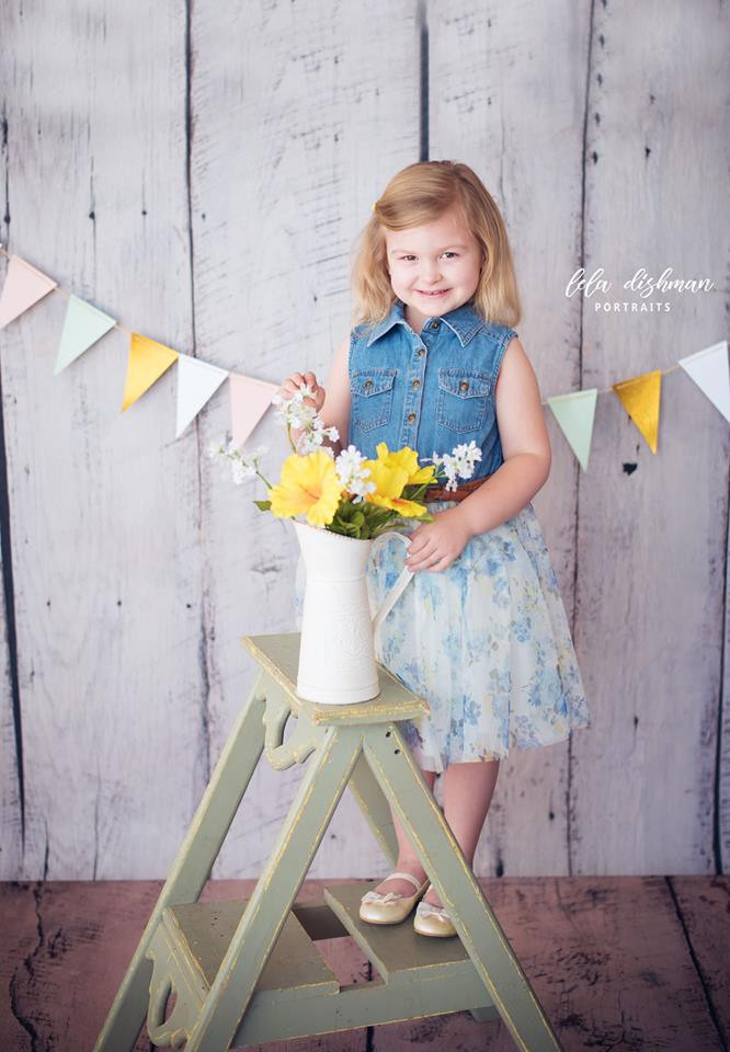 Monticello Somerset Photography- Lela Dishman Portraits {Gracie's Easter Session}