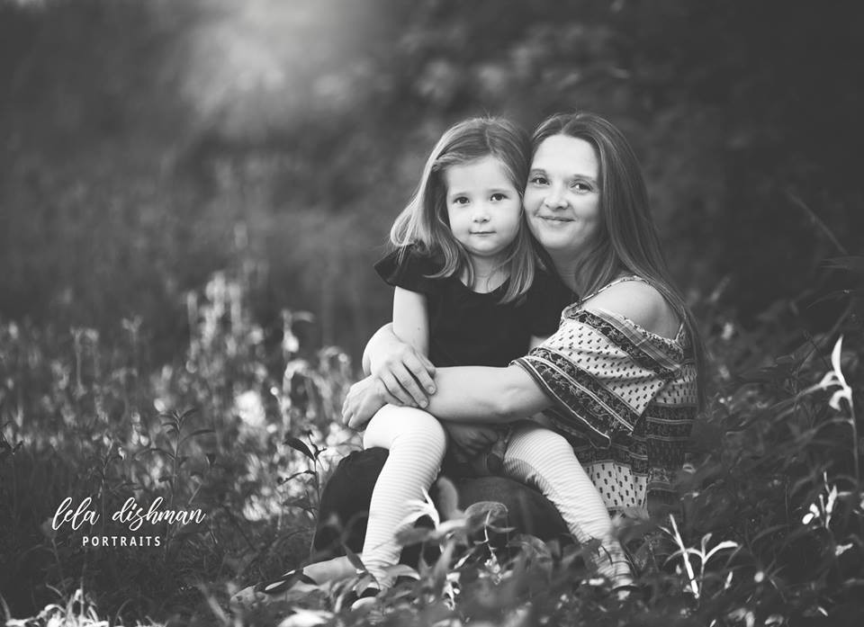 mom and me photography