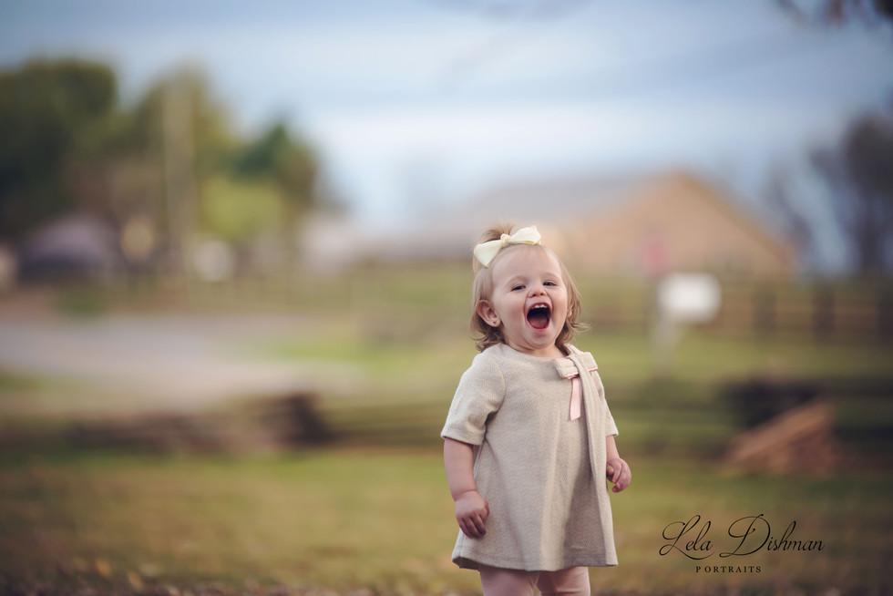 Hallie is one! {Monticello,Somerset Ky Children's Photographer}