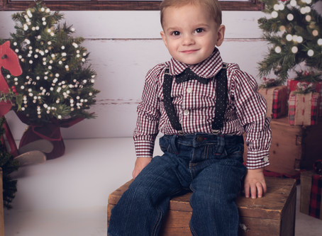 Holiday Sessions in Studio > Monticello, Somerset KY Photographer