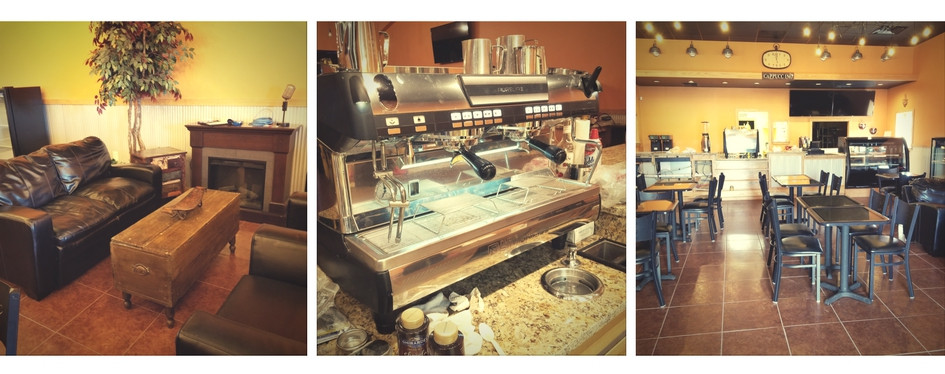 It Starts with Coffee ~ Fab Flavors and More at Groundz Coffee Café Monticello KY