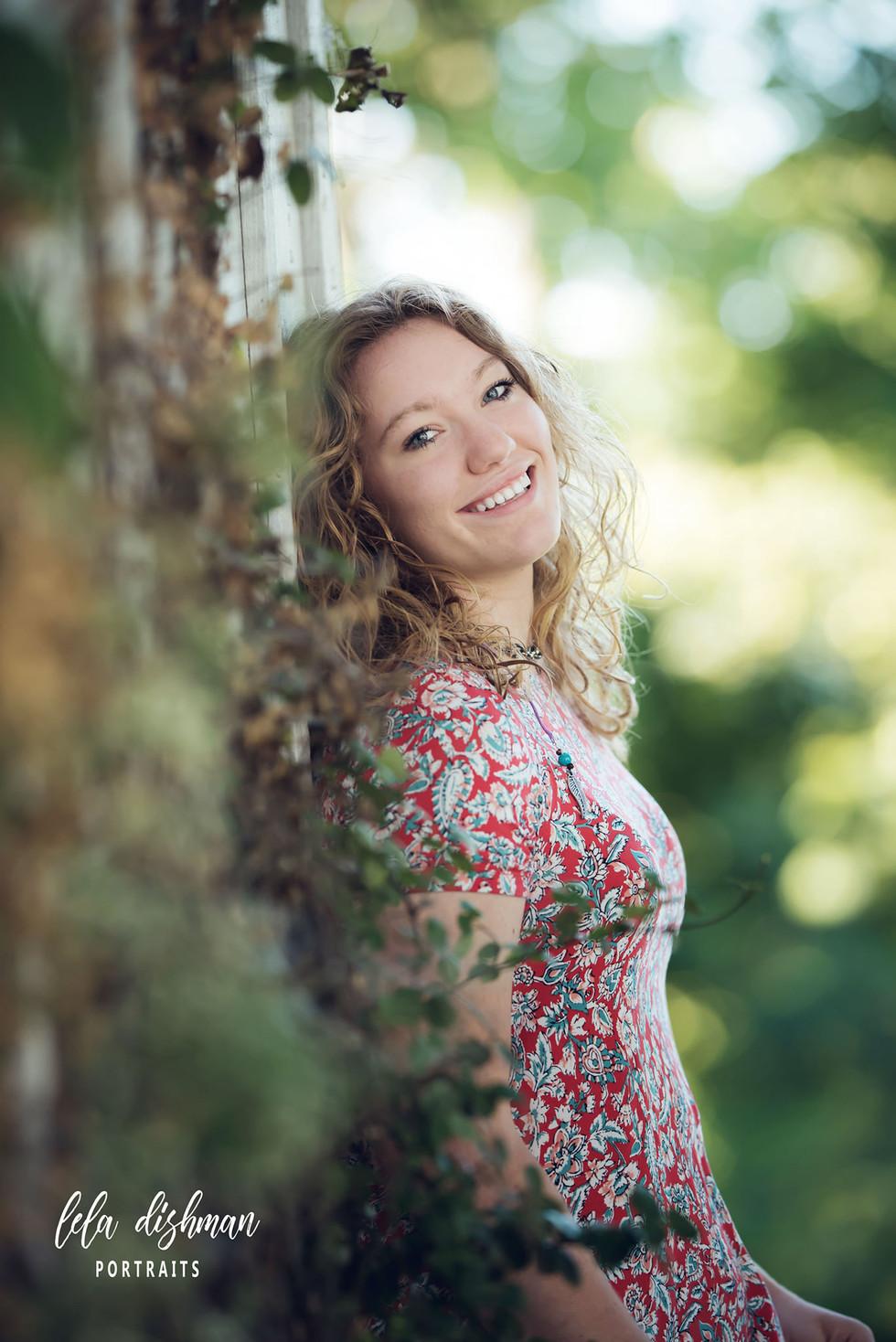 Hallie~ 2021 Senior- Kentucky Senior Photography- Monticello, Somerset KY