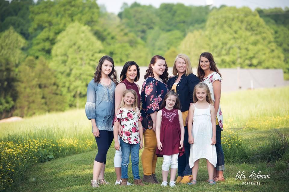 Kentucky Family Photographer~ Richmond, Somerset KY- Lela Dishman Portraits