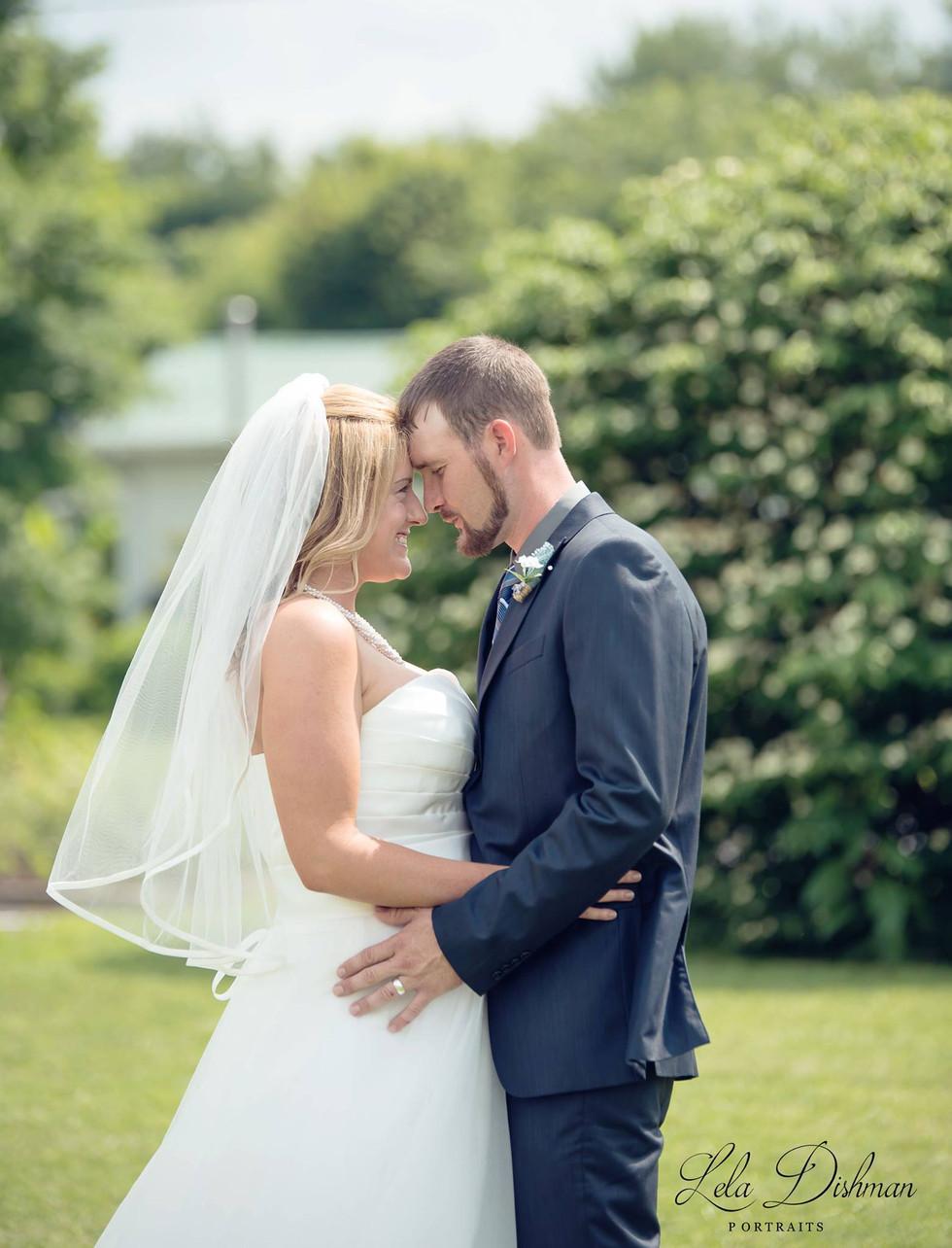 Stephenson Wedding