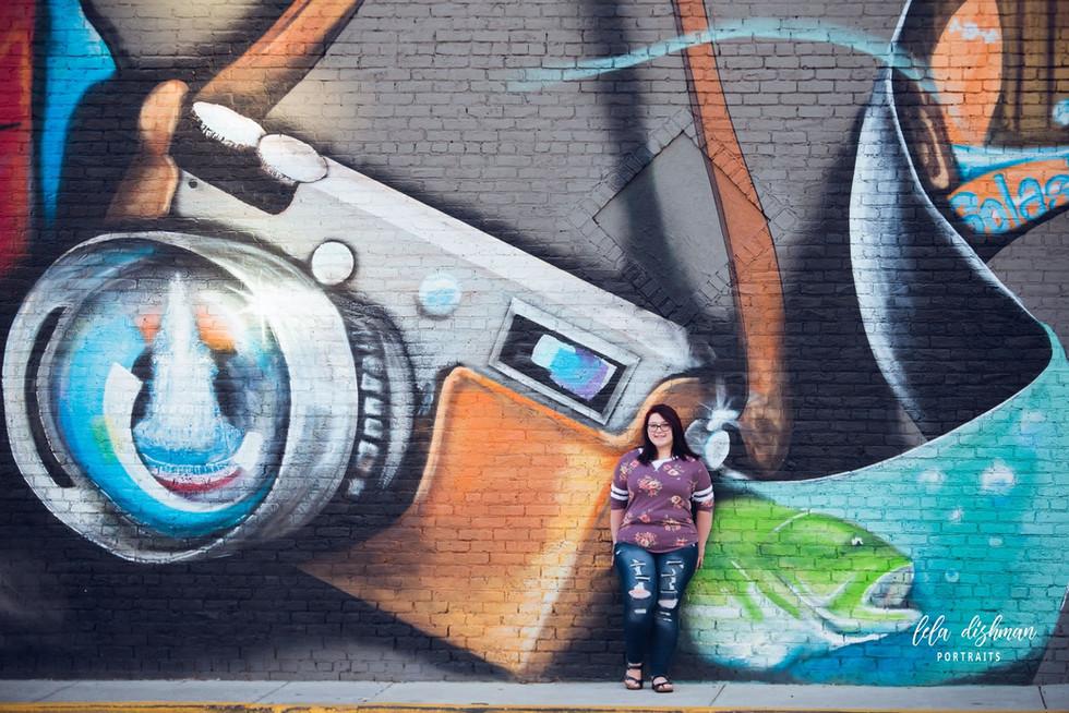 Shayla ~ Somerset KY Senior- Photo session