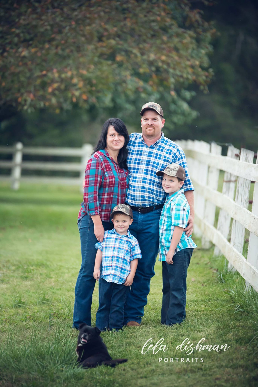 The Gregory Family Fall 2017 {Monticello and Somerset Kentucky Photography}