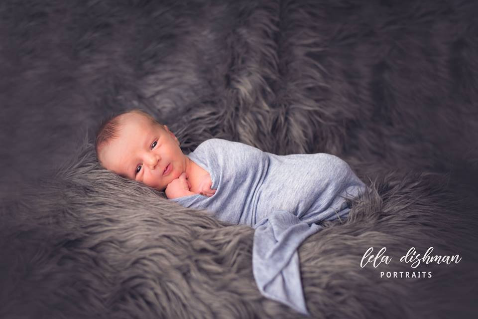 Lela Dishman Portraits {Parker Newborn Photography}