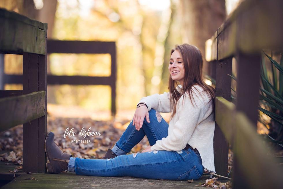 Winnie~ McCreary Central High School Senior- Senior Photographer- Lela Dishman Portraits