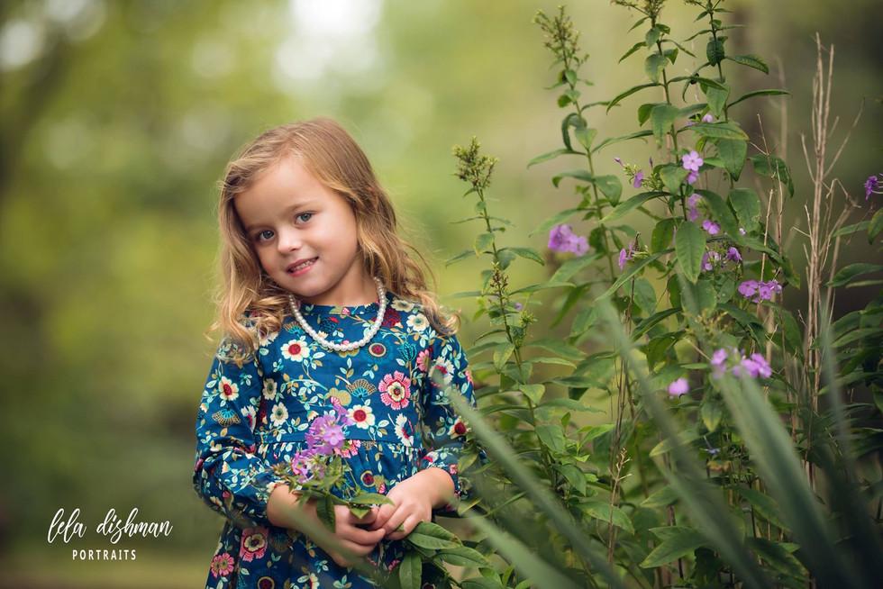 Family Portrait Photography - Somerset KY Photograpgher -Lela Dishman Portraits