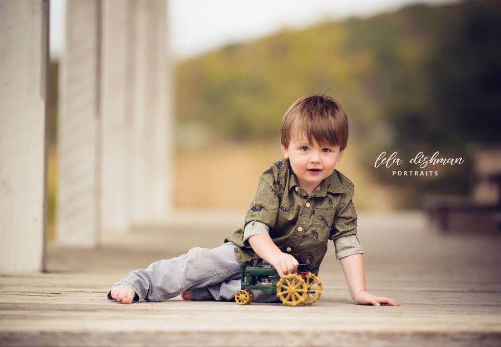 Kade is turning 2 { Children's Photography Somerset KY}