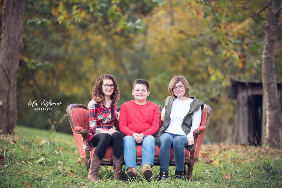 Ramsey- Family Session, Monticello KY Photography