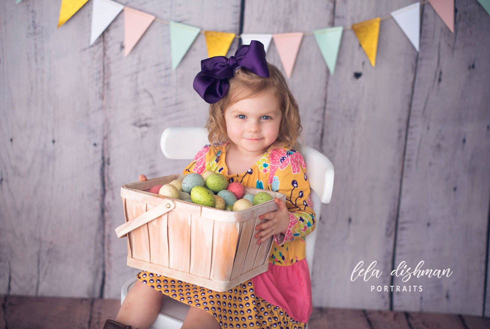 Easter Photography Sessions (Somerset KY Portrait Photographer)