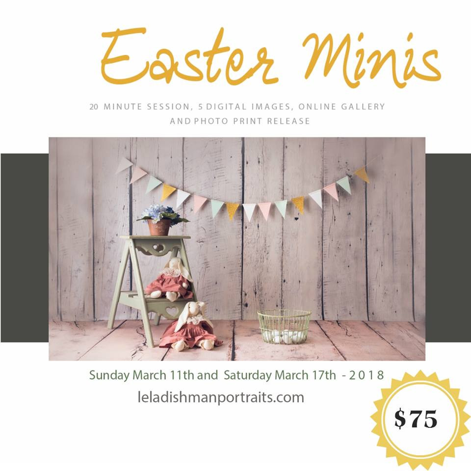 Easter Mini Sessions {Monticello Ky Somerset KY Photography}