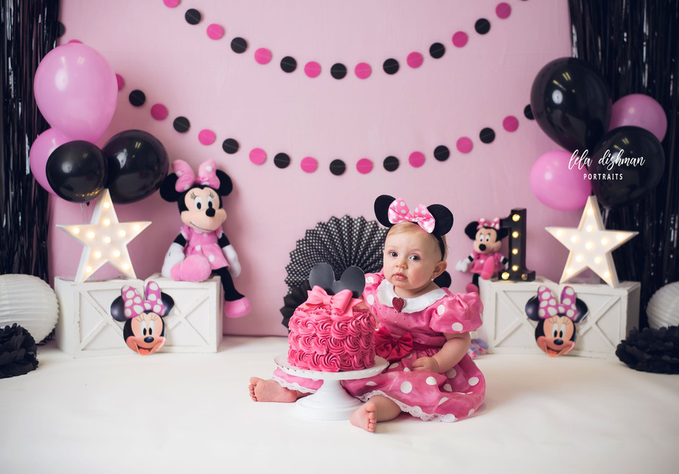 Cake Smash and Splash Photography ~ Monticello, Somerset KY